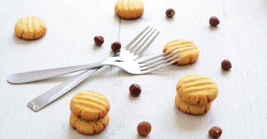 Recette facile de biscuits noisette
