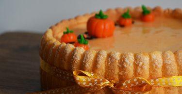 un délicat dessert pour halloween
