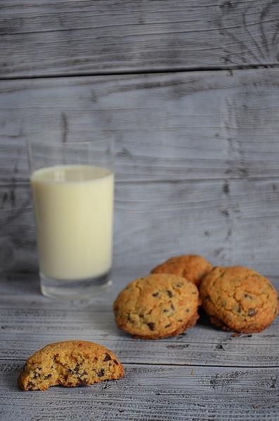 recette anti-gaspi de cookies au vieux pain