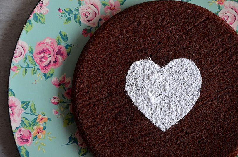 recette facile de gateau au chocolat sans gluten